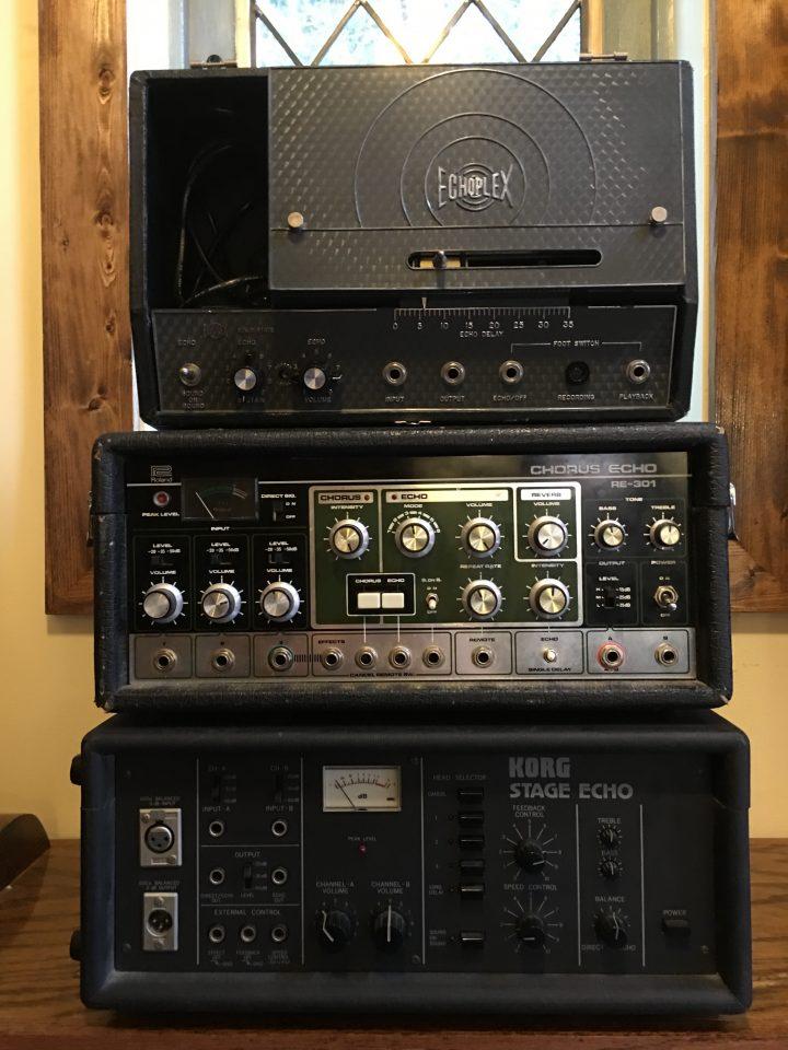 tapeechostack